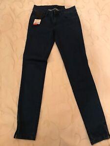 Nuevo Pantalon Azul Color Dutti Massimo Talla 36 A Mujer Vaquero wHxwU8q7a