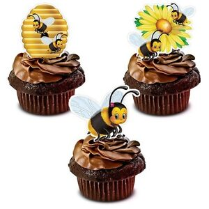 Bee Cake Decorations Uk