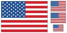 Kfz-Aufkleber Flagge USA Set RC