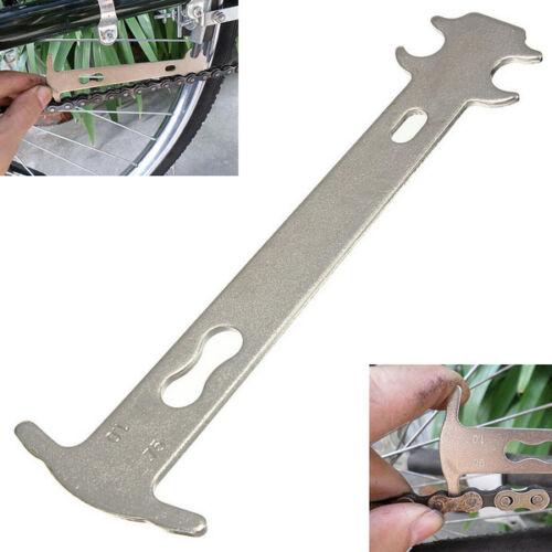 Portable Bicycle Bike Chain Wear Indicator Tool Chain Gauge//Repair Checker