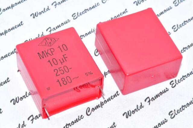 1pcs - WIMA MKP10 10uF (10µF) 250V 5% pitch:37.5mm Capacitor MKP1F051007H00JSSD
