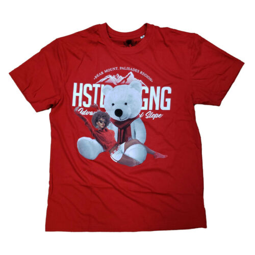 NEW Authentic HUSTLE GANG polar pinup ss tee shirt 281-9207