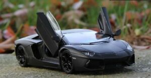 Welly 1 24 Lamborghini Aventador Lp700 4 Diecast Model Racing Car