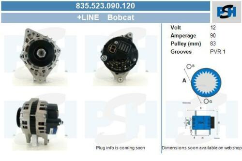 Generator 835.523.090.120