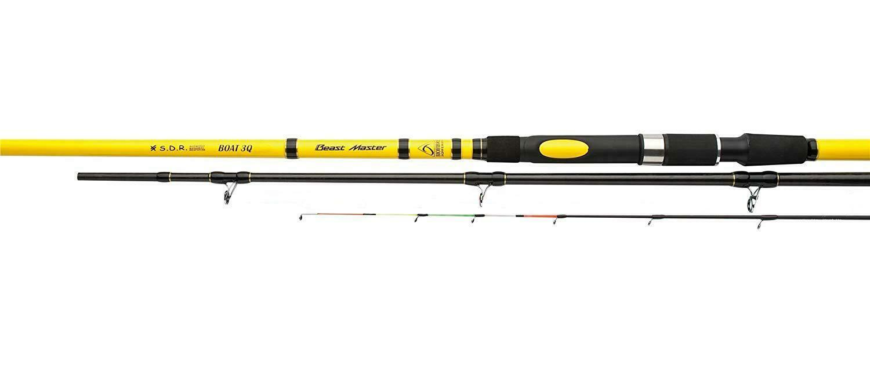 Shimano BeastMaster Boat 3-Quiver 240M   Fishing Rod