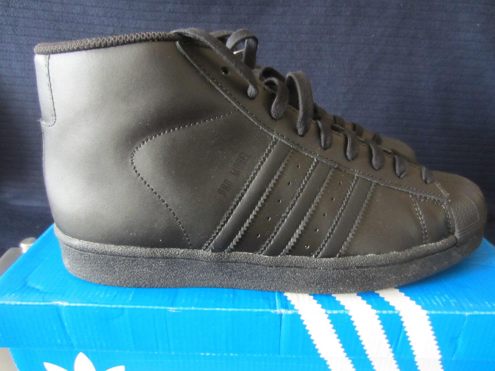 adidas Originals Pro Model S85957 Sneakers Gr.45 Schwarz Gr.45 Sneakers 1/3, 48. Neu und OVP! 7a7d9d