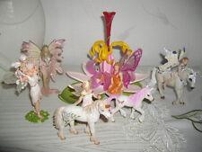 Schleich bayala colección carrusel elfos caballo unicornio hada 42097 70466 82878