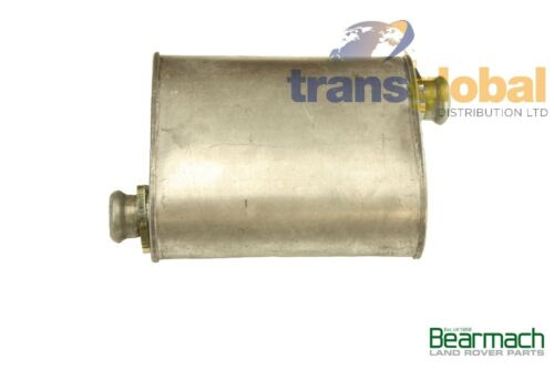 "Land Rover Series 109/"" 6 Cylinder Rear Exhaust Silencer 562737 Bearmach"