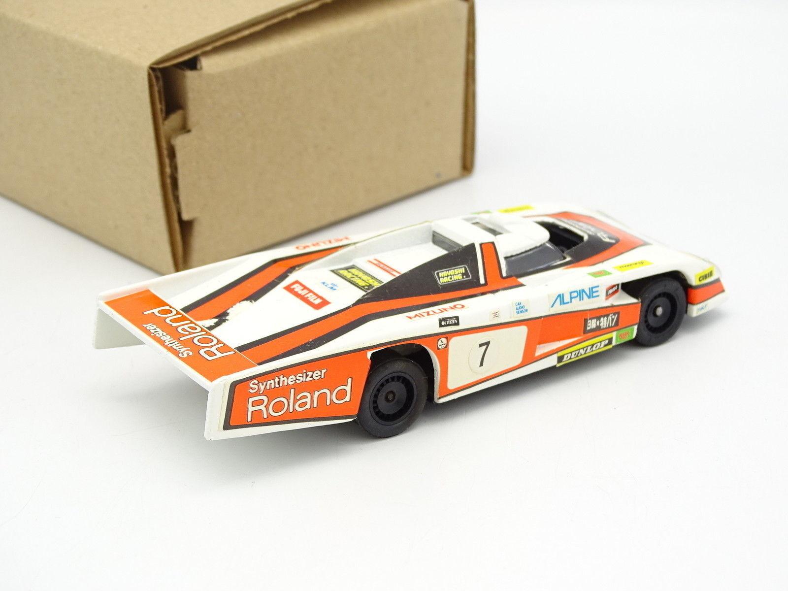 K & M Japan 1 43 - Dome Dome Dome Roland RL80 Le Mans 1979 Nr.7 e4d62f