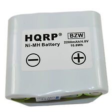 HQRP 2200mAh Battery for X-Rite 500 504 508 518 520 528 530 Spectrodensitometer