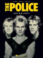The Police Anthology Sheet Music Piano Vocal Guitar Songbook 000306918