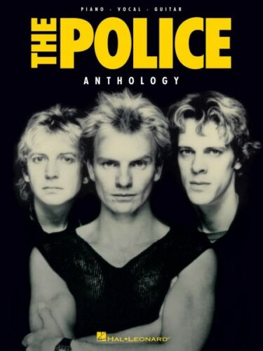 The Police Anthology Sheet Music Piano Vocal Guitar SongBook NEW 000306918