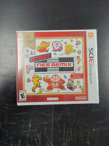 Ultimate NES Remix - Nintendo Selects Edition Nintendo 3DS Brand New Sealed