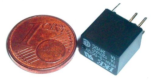 Esu 51963 relés 1 amperios en miniatura del circuito relé 16 voltios