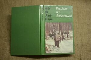 Fachbuch-Jagd-Wild-Schalenwild-Pirsch-Pirschjagd-Jaeger-DDR-1984