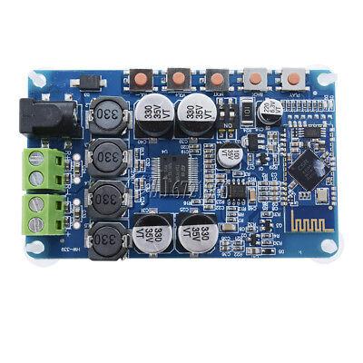 TDA7492P Bluetooth 4.0 CSR8635 Audio Receiver Digital Amplifier Board 50W+50W
