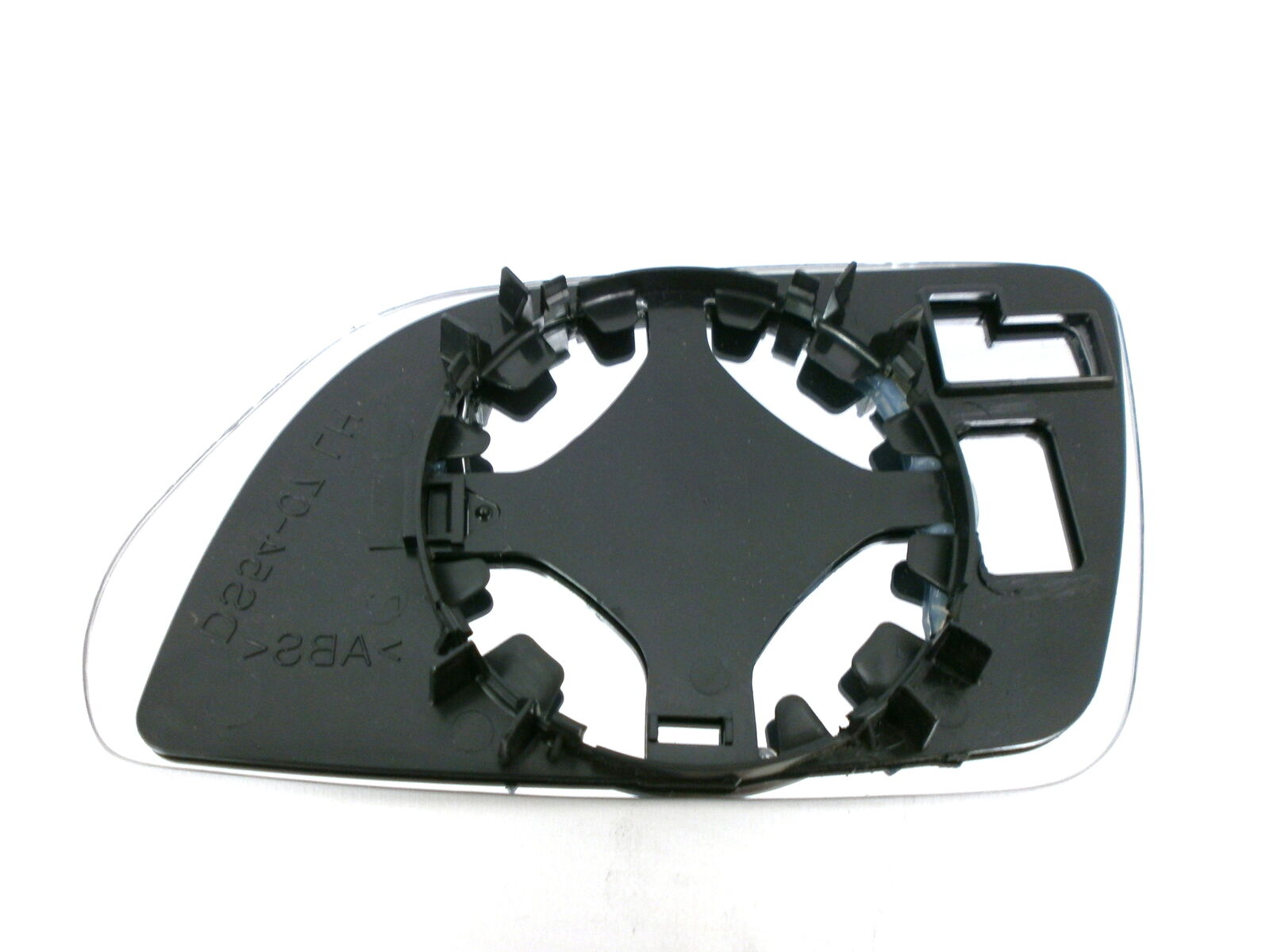 For VW Polo 06.05-04.07 - Trupart MG648 Right Mirror Glass Non-Heated Aspherical