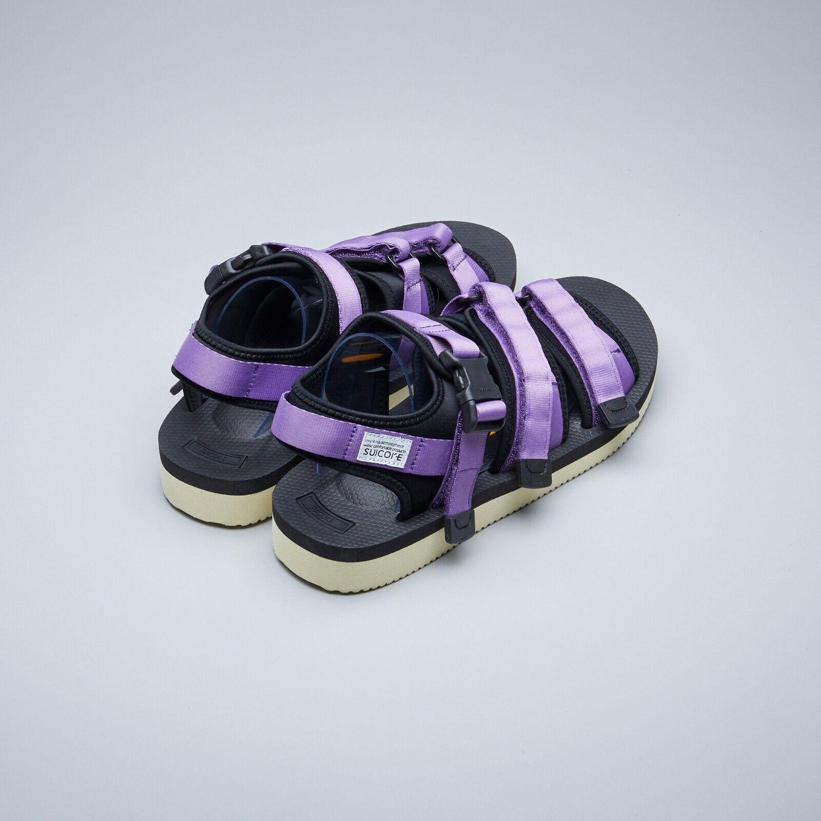 Suicoke SS19 OG-052V   GGA-V viola Vibram adjustable Nylon Nylon Nylon Tapes Sandals Slides 16bd92