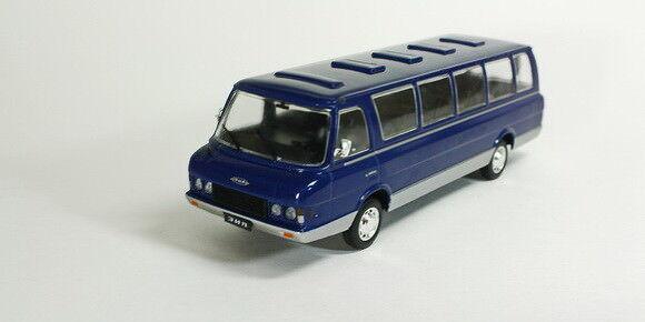 Zil 118K 1970 Bus RUS8G Auto 1//43 Ixo Deagostini Russisch Udssr