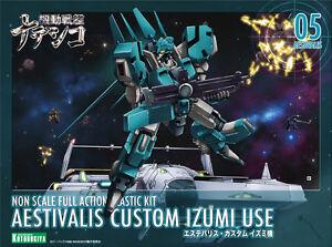 Nadesico-Aestivalis-Izumi-use-model-kit-05-Kotobukiya