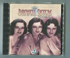 The Boswell Sisters CD COLLECTION (VOL. 3 ) 1932-33 © 2000 Denmark-21-track-CD