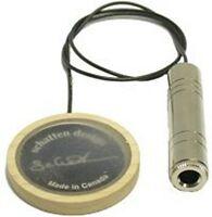Schatten Ad-01 Autoharp/zither External Mount Soundboard Pickup 1/4 Jack