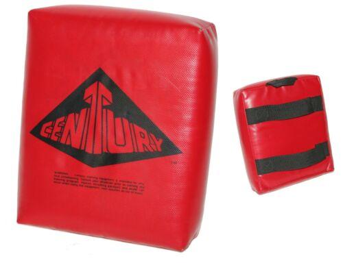 "1 x CENTURY Martial Arts MMA Strike Hand Held Target Training Pad 10/"" x 8/"" x 3/"""