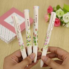 Colored Kawaii Pens Escolar Canetas Material Supplies 1 School Stationery