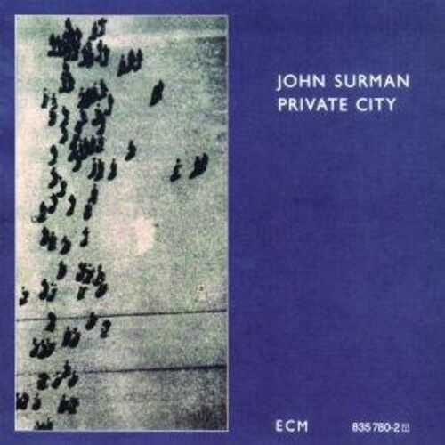 1 of 1 - John Surman - Private City: Touchstones Series [New CD] Digipack Packaging