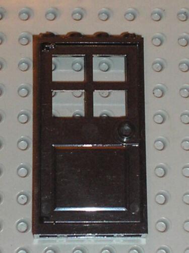 Porte LEGO black door 30179 60623 //Set 10197 10185 5582 10199 4996 10218 10228