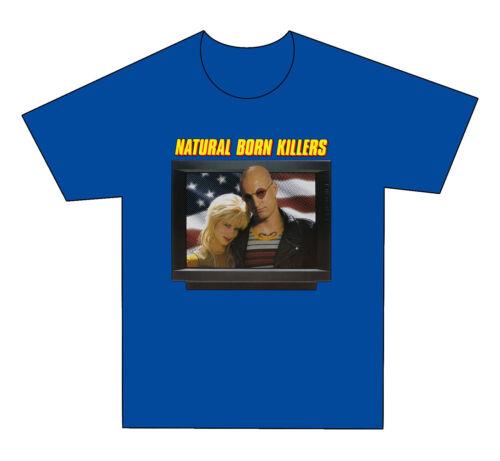 Custom T-Shirt - Natural Born Killers - Adult sizes S thru 5X A15