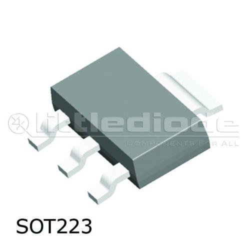 Schutzhülle PHILIPS BCP56-16 Transistor SOT223 Machen