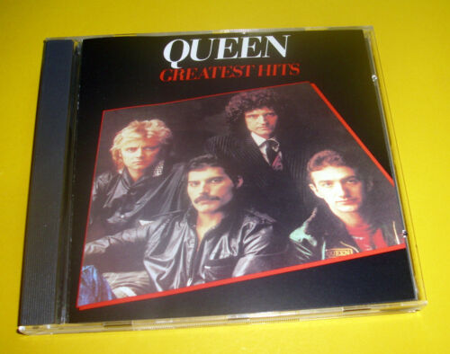 """1 von 1 - CD """" QUEEN - GREATEST HITS """" BEST OF / 17 SONGS  (DON'T STOP ME NOW)"""
