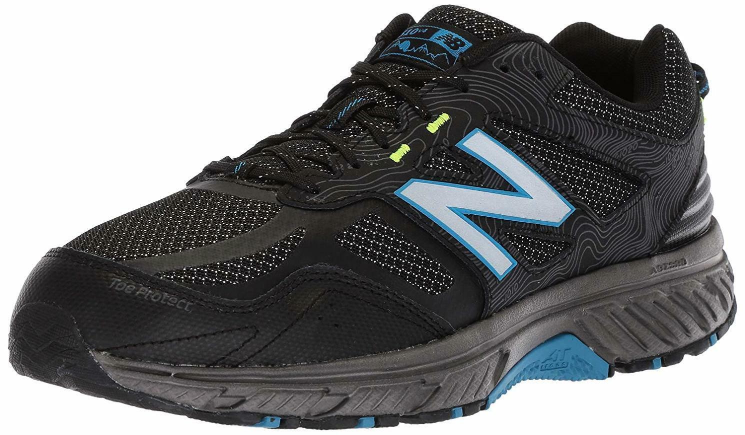 New Balance Men's 510v4 Trail Running shoes - Choose SZ color