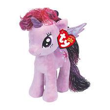 """Twilight Sparkle Beanie Plush Soft Toy, My Little Pony 7"""" (18cm)"""