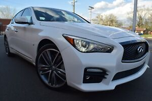 2015 Infiniti Q50 AWD S-EDITION(SPORT PACKAGE)