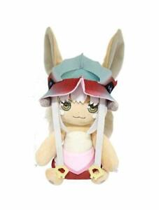 TAITO-Made-in-Abyss-Nanachi-Plush-Doll-Stuffed-Toy-JAPAN-OFFICIAL-IMPORT