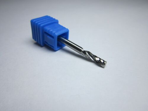 """5PCS 3.175mm 1//8/"""" single Flute Carbide End Mills engraving for acrylic L1=12MM"""
