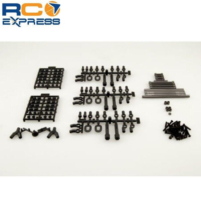 Axial Racing Aluminum Links Set 11.4 11.4 11.4 (290mm) Wheelbase SCX10 AX30549 aeac4a