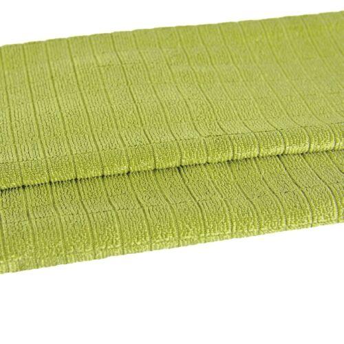 3er Pack Vaisselle foulards 50x70 cm microfibre verres foulards Küchentuch Cuisine