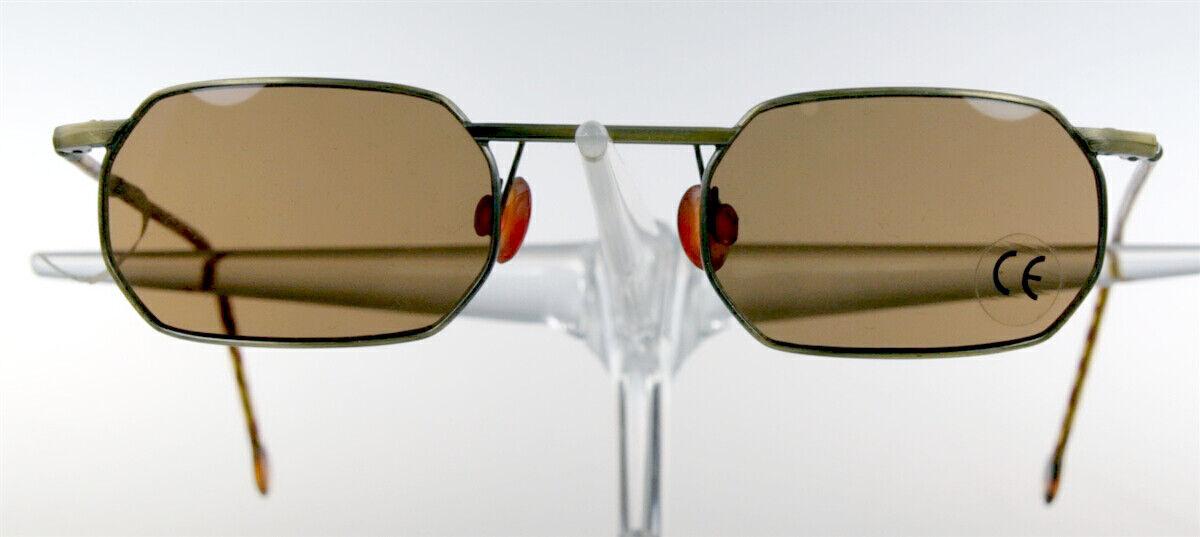 Pro Design Denmark 720 gafas de sol marrón oro señora caballero Sunwear nuevo