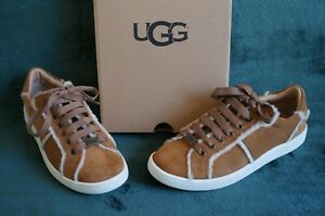 d6bf08bb1a7 Details about UGG MILO SPILL SEAM SNEAKERS, US 8 Womens, Color: CHESTNUT ,  1097009