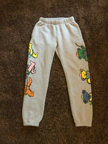 Chinatown Market Grateful Dead Sweatpants! Size L
