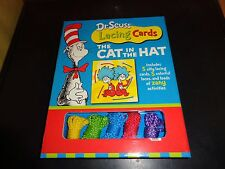 Dr. Seuss Novelty Activity Set: The Cat in the Hat Staff Scholastic Book NEW