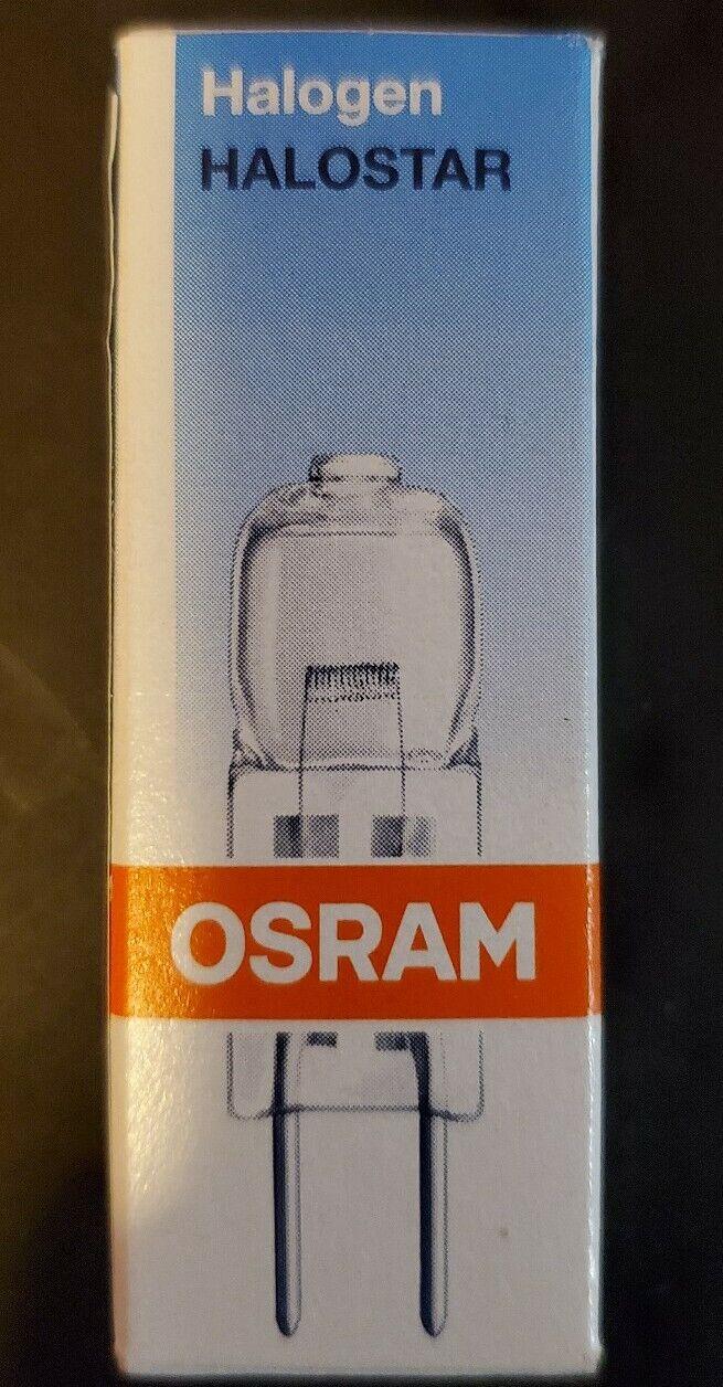 Osram Halostar Stiftsockellampe ECO GY6,35 12V//50W