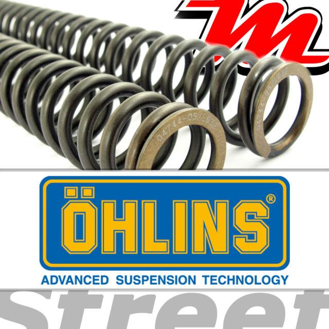 Ohlins Lineal Fork Ballestas 8.5 (08842-01) Suzuki GSF 1200N Bandit 1998