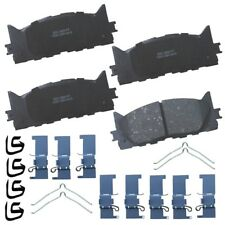 Disc Brake Pad Set-Stop Ceramic Brake Pad Front Bendix SBC1504