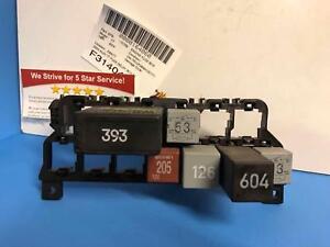2000-06 2004 AUDI TT FUSE BOX RELAY BRACKET HOLDER 5KG 006 568-05 *FREE  SHIPPING | eBayeBay