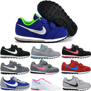 Image is loading New-Kids-Boys-Girls-Nike-MD-Runner-Sports-