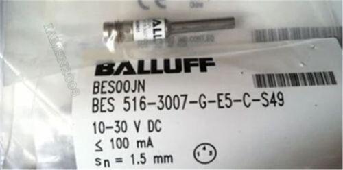 Neuer Balluff 516-3007-G-E5-C-S49 Induktiver Sensor Mit 1,5 Mm Reichweite wl
